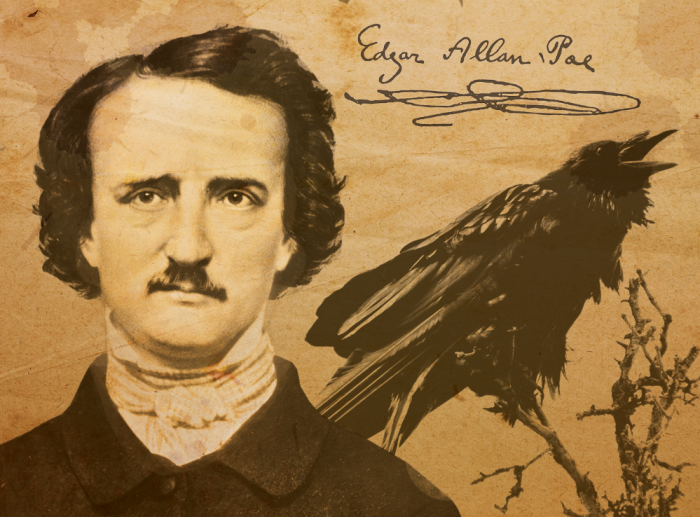 Edgar-Allan-Poe-room