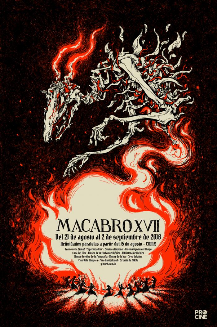MACABRO 2108 baja